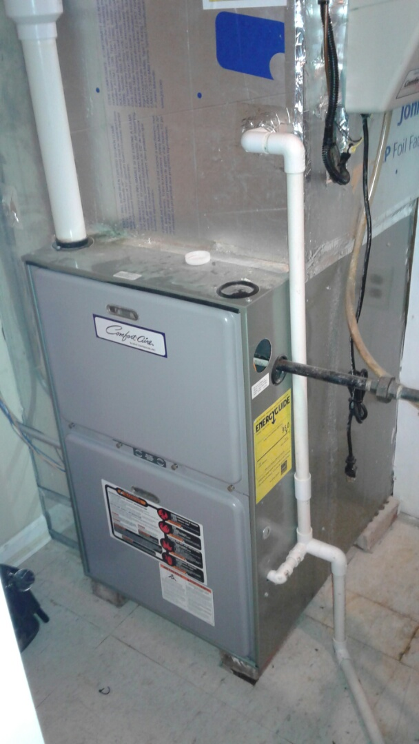Antioch, IL - Comfort Aire furnace repair