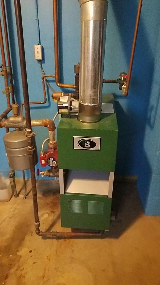Antioch, IL - Boiler service
