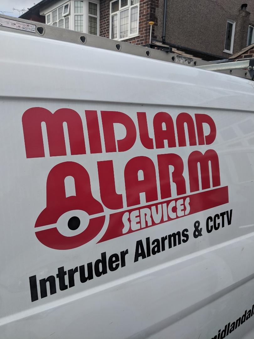 Service for a euro mini alarm system