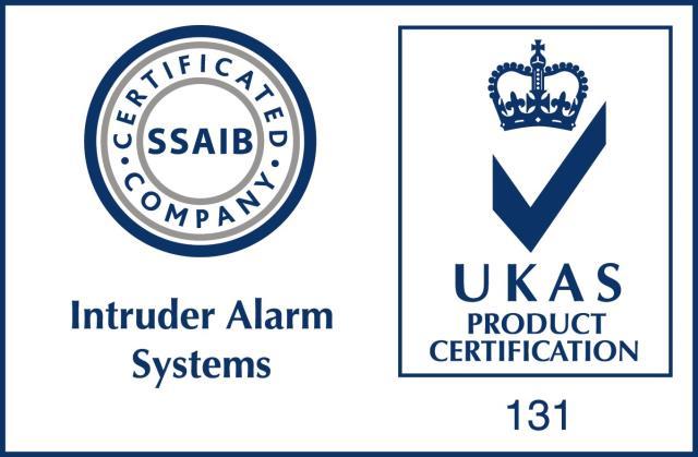 Remote firmware upgrade and adjustment to wireless alarm system near Stratford upon Avon Warwickshire
