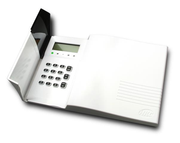 Rugby, Warwickshire - Firmware upgrade to wireless house alarm system in Rugby. Along with the ability to connect the alarm system to a mobile app via the HKC Securecomm cloud service, we are also able to provide remote support if ever there is a problem with the home burglar alarm system.