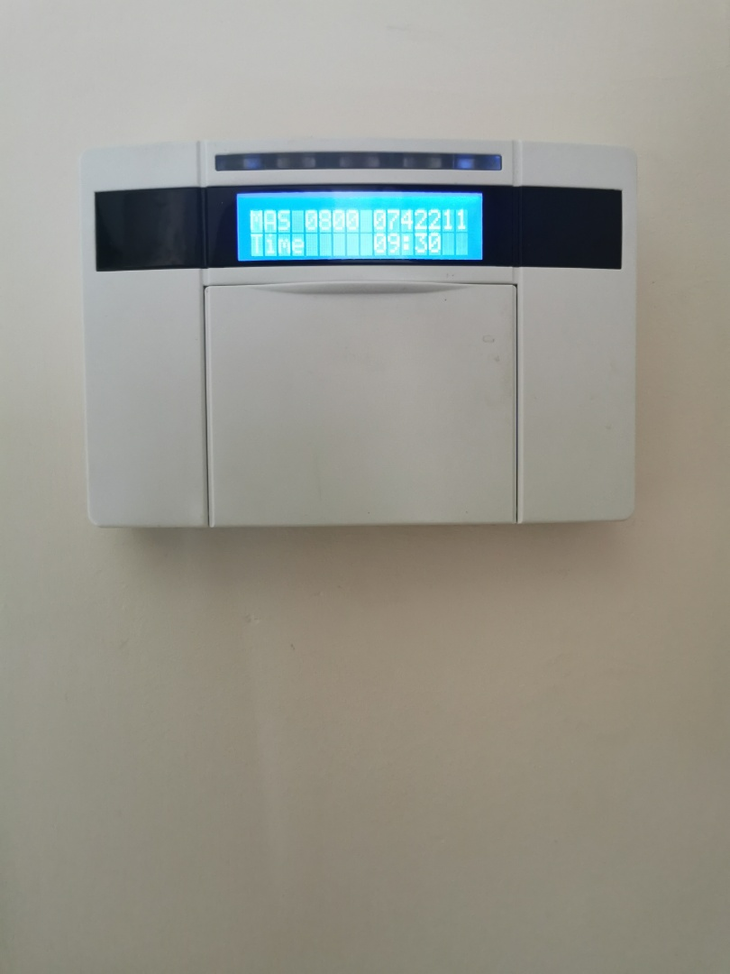 Dudley, West Midlands - Service for a euro mini alarm system
