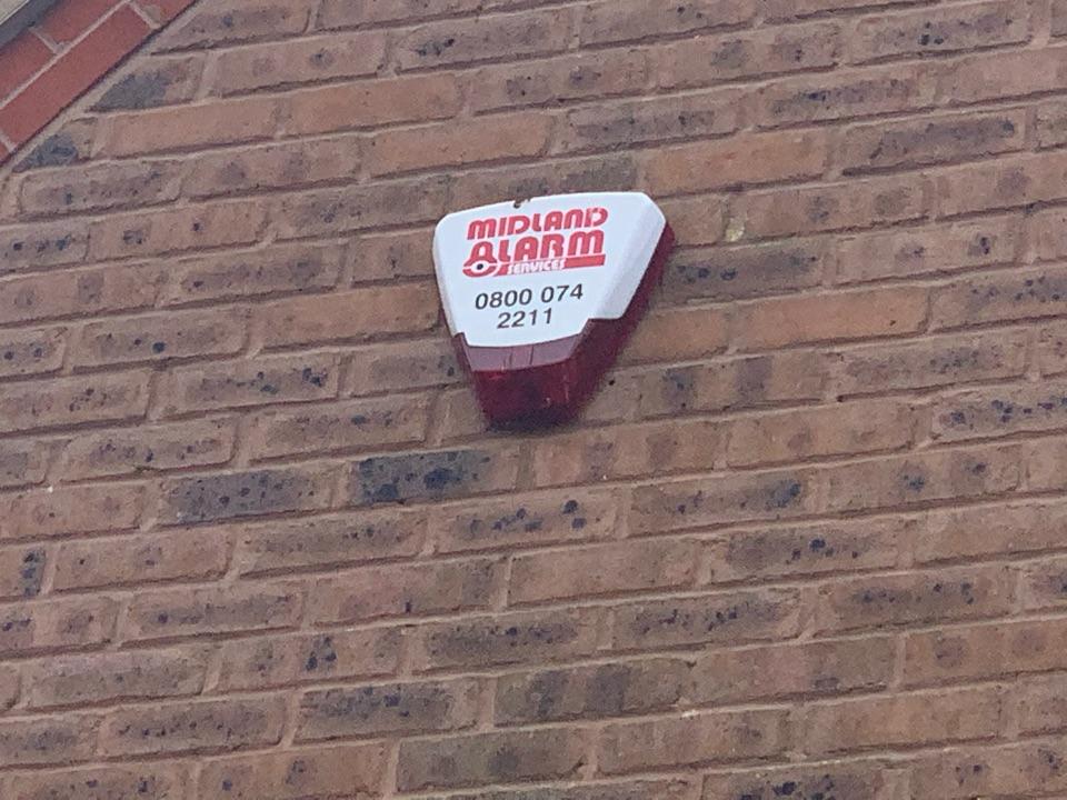 Birmingham, West Midlands - Service to alarm system in Birmingham