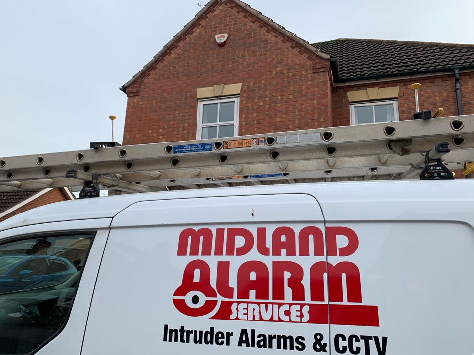 Service to wireless alarm in Codsall Wolverhampton