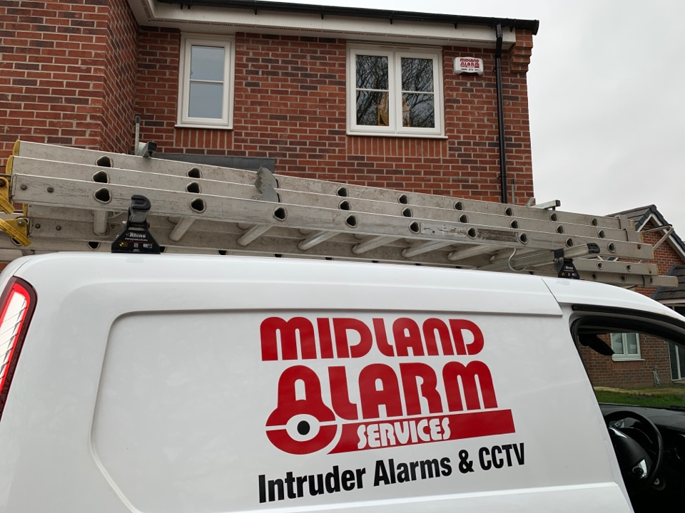 Solihull, West Midlands - Servicing and changed all batteries on wireless alarm system in Shirley Birmingham