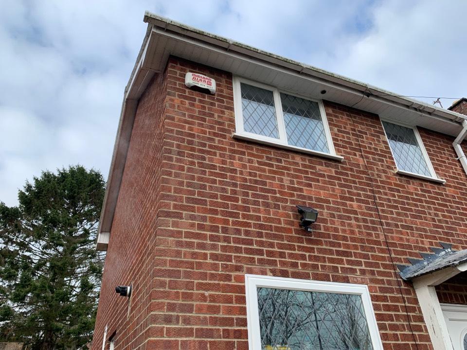Sutton Coldfield, West Midlands - Burglar alarm system service and change batteries in Sutton Coldfield. West Midlands