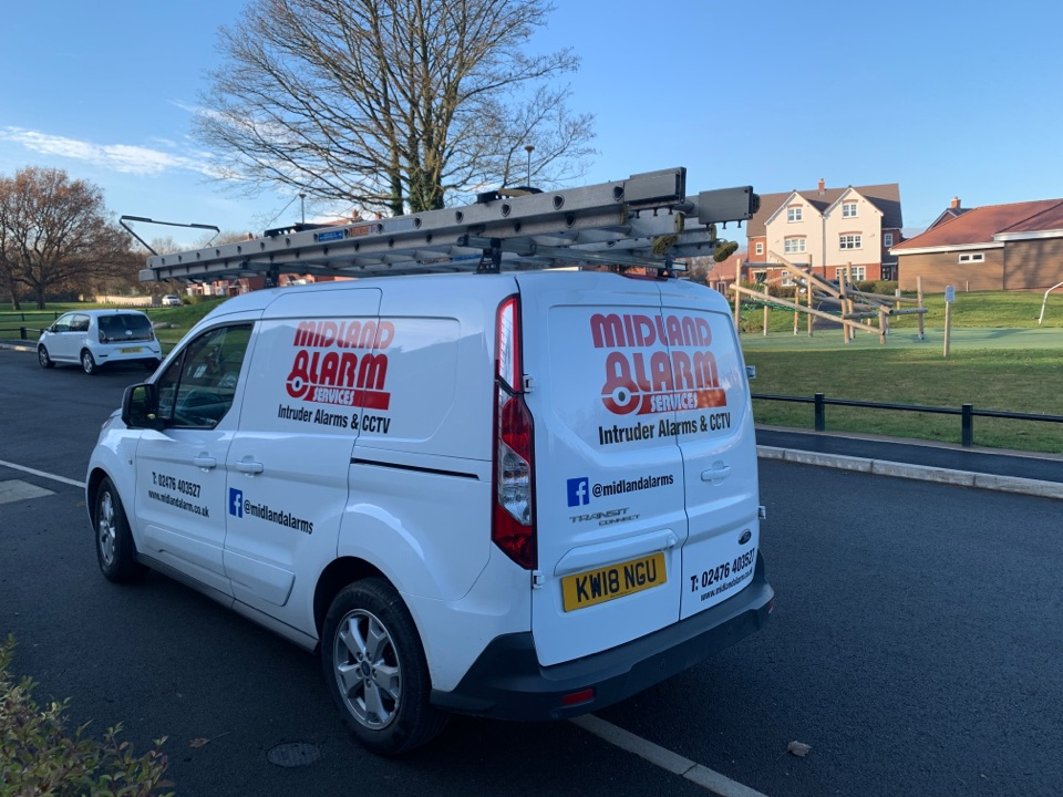 Wireless home alarm system service in Selly Oak Birmingham
