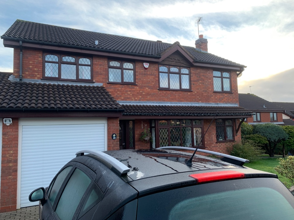 Coventry, West Midlands - Service to wireless alarm in Coventry. Allesley Green