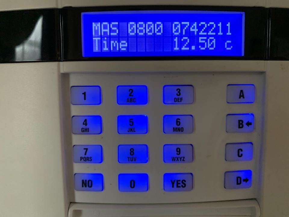 Evesham, Worcestershire - Alarm system service in Evesham