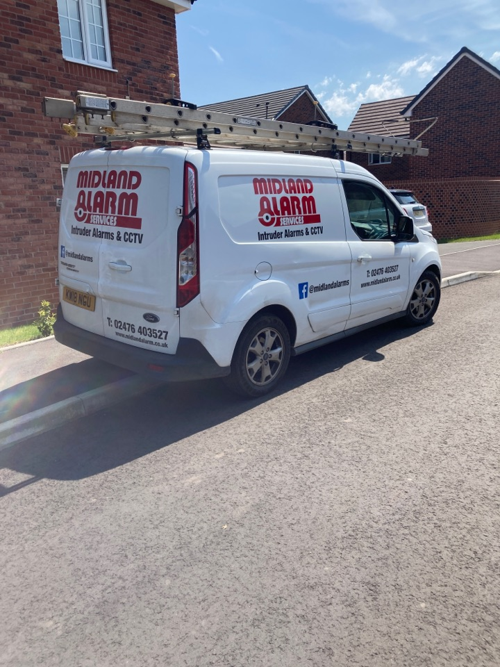 Full service done on a wireless alarm system