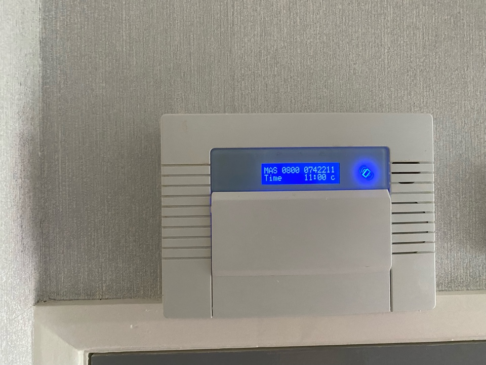 Coventry, West Midlands - Just serviced a Castle Pyronics Enforcer wireless alarm Steve installed about 8 years ago. All still working fine but it needed a few batteries changing again.
