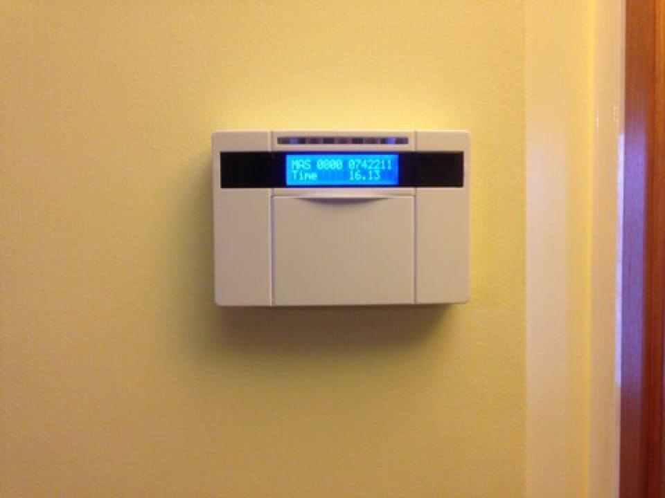 Euro mini alarm service today in Kidderminster