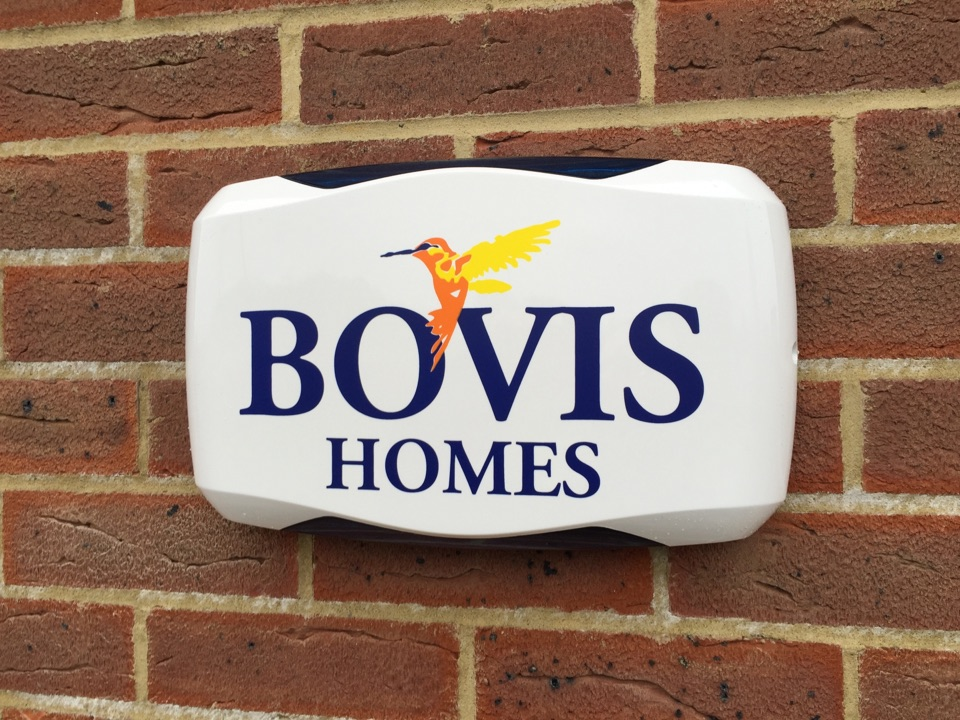 There is a new Show Home for Bovis Homes opening this weekend, a new phase of the Whitehouse Park site. It now has a new alarm fitted to it. I understand there are going to be 2 more show home opening soon so more work for me in Milton Keynes over the next couple of weeks.