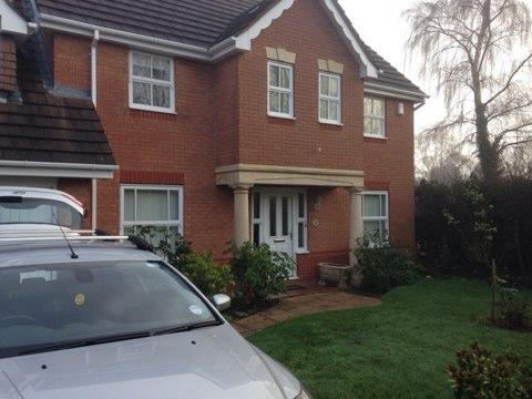 Annual service to burglar alarm system in Hartlebury near Kidderminster.