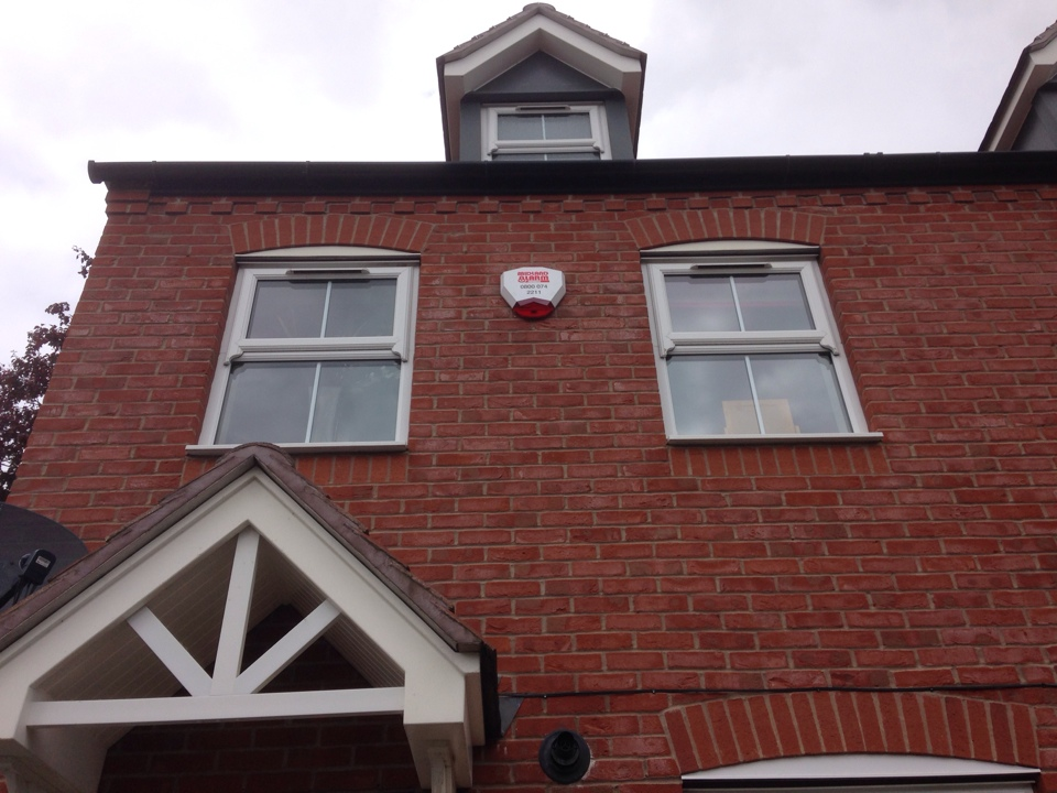 New alarm system in Henley in Arden