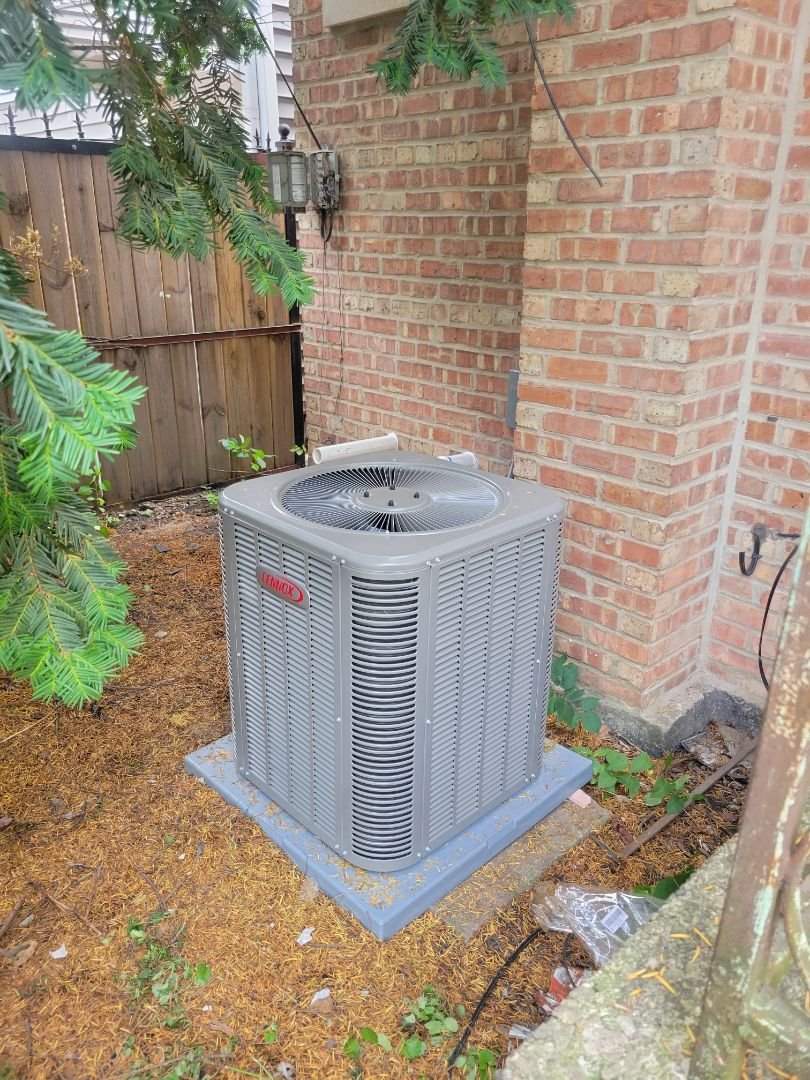Chicago, IL - Furnace and air conditioning replaced