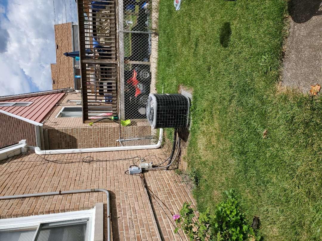River Grove, IL - Air conditioner repair