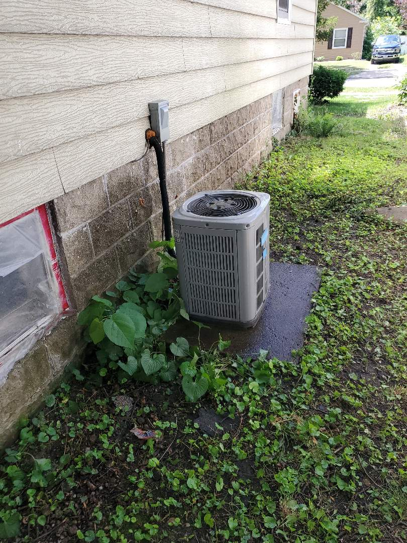 Kankakee, IL - Ac cleaning