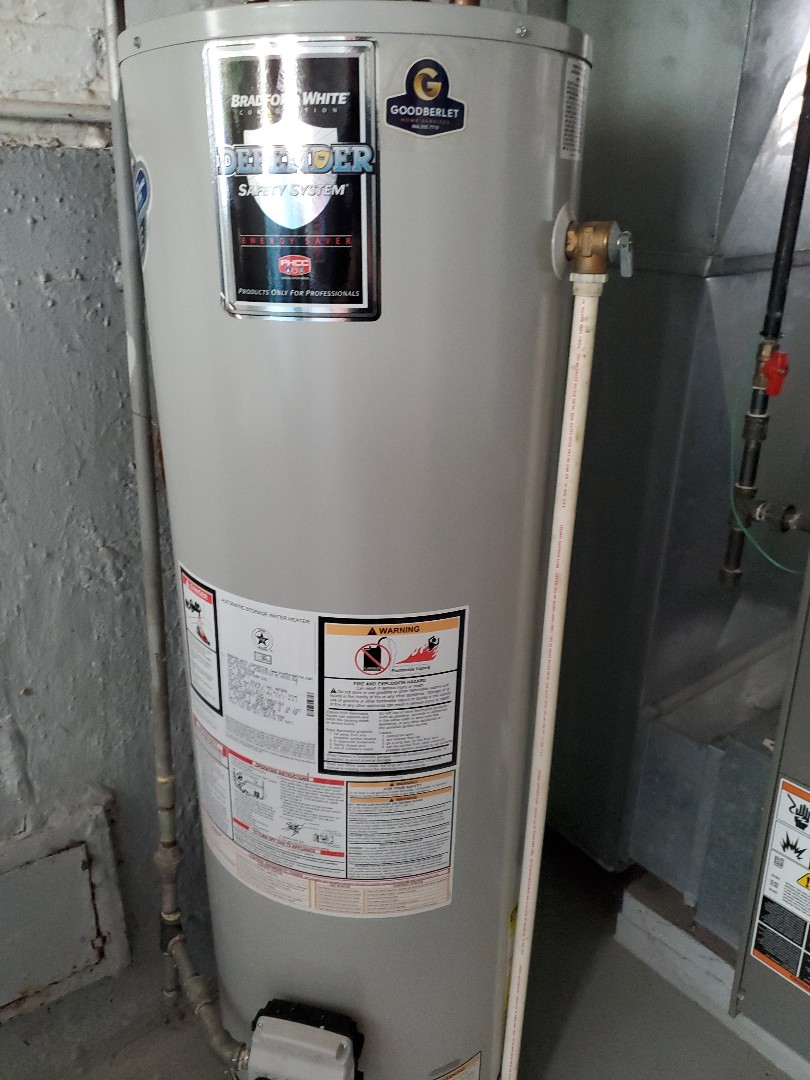 Chicago, IL - Service call on hot water heater