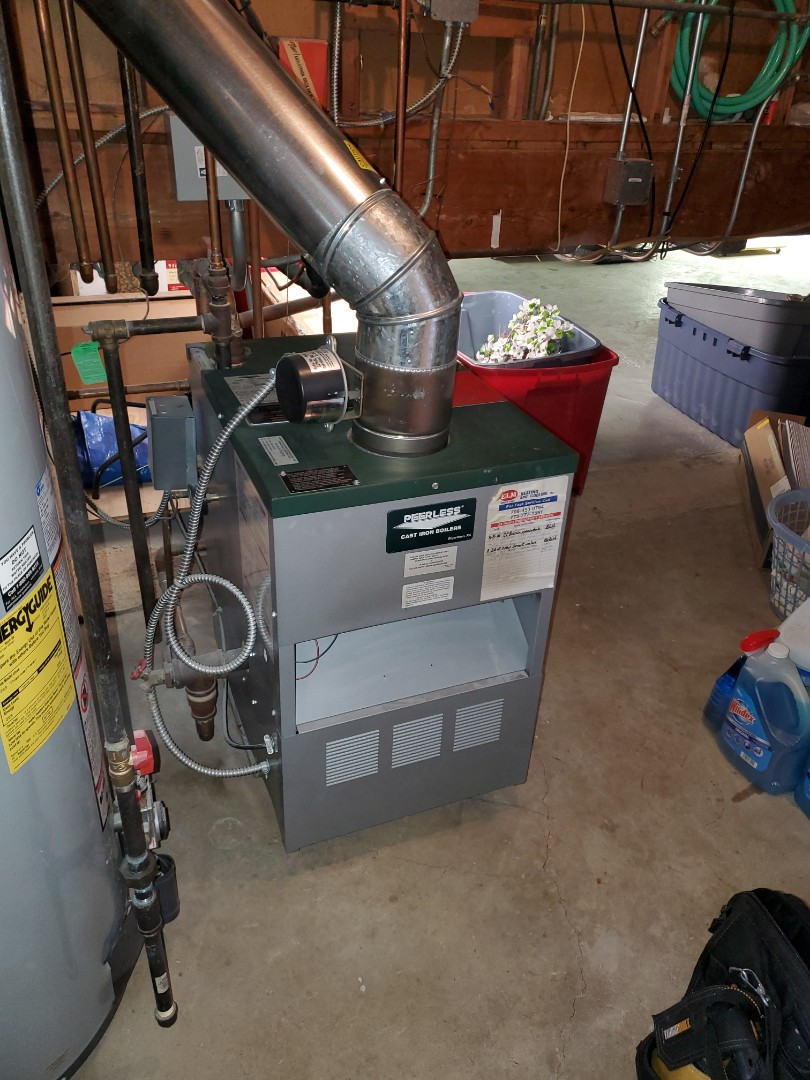 Bensenville, IL - Furnace and boiler maintenance