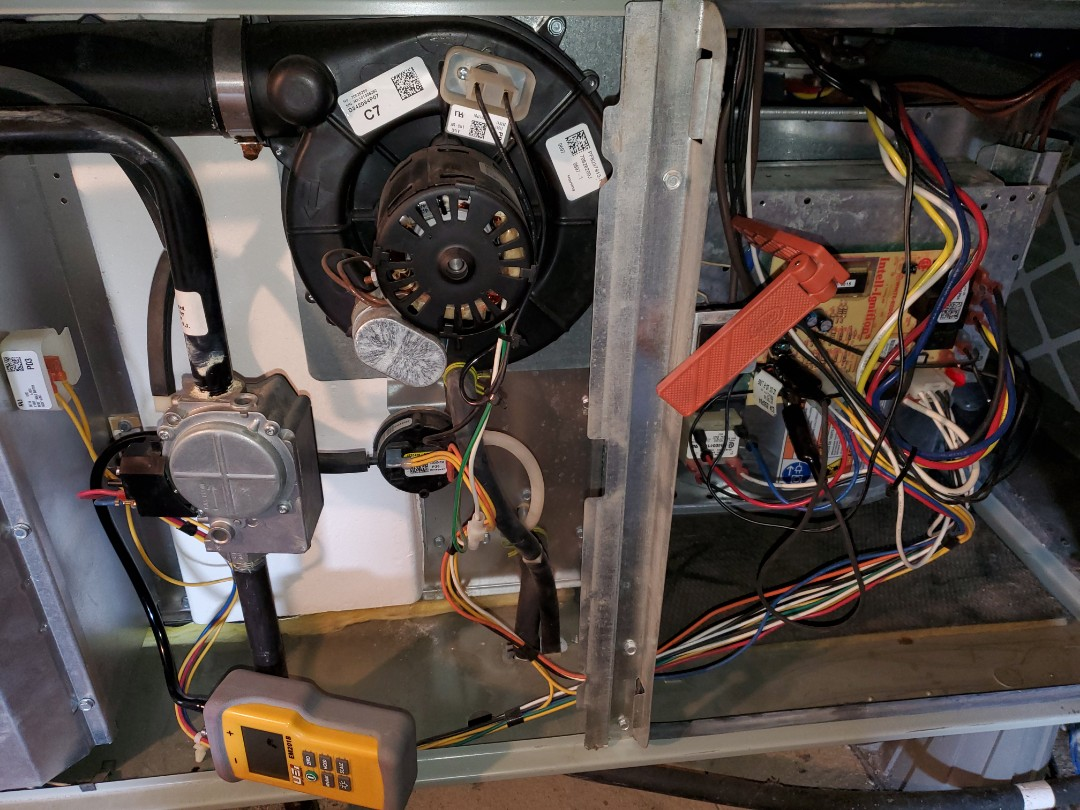 Snohomish, WA - Diagnosing a Trane furnace for a great customer in Snohomish