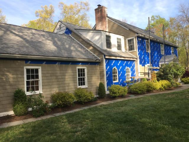Greenwich, CT - If you are looking for a siding installer in CT, the professionals at Burr Roofing, Siding, & Windows would love to help! As the only Elite Preferred James Hardie Installer in the state, we know how to get the job done efficiently for a beautiful final product.