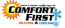 Comfort First Heating and Cooling