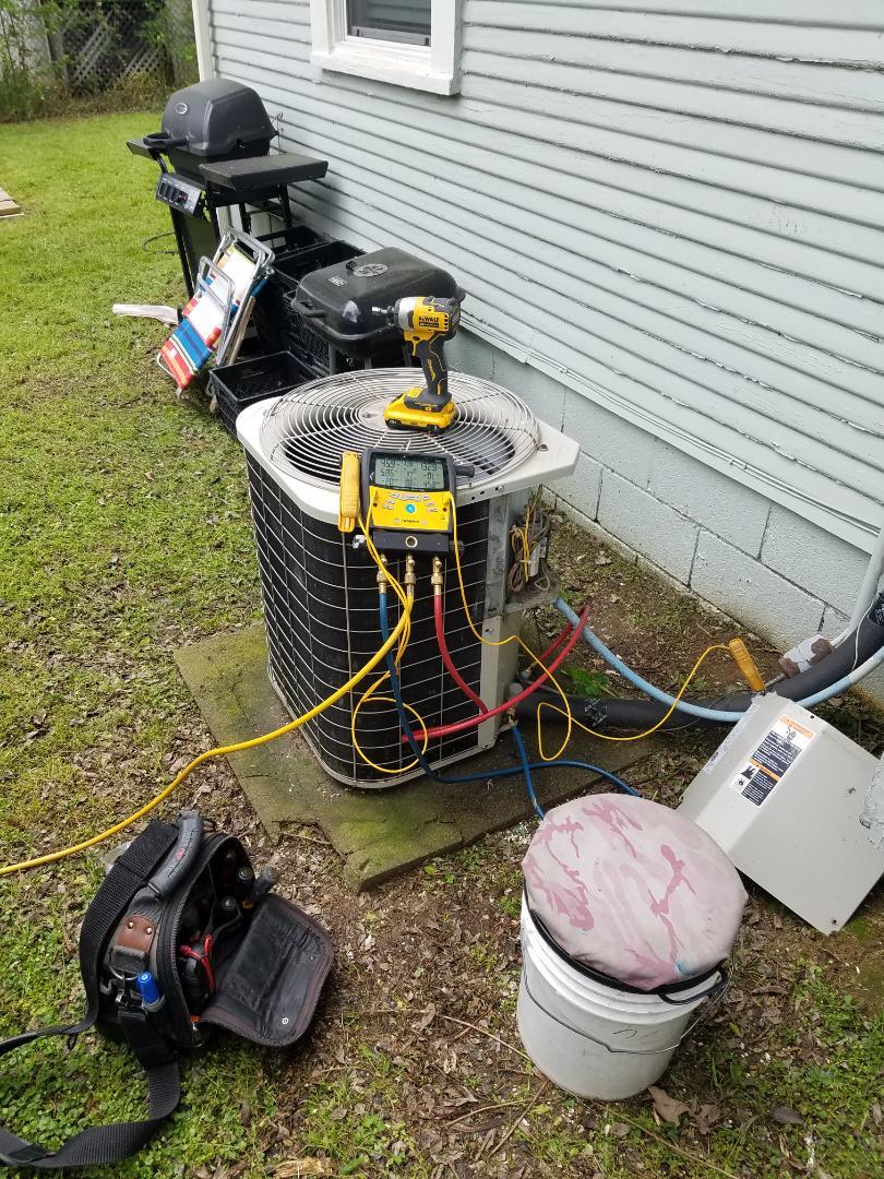 Airconditioning repair maintenance Bryant