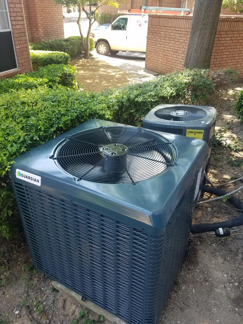 Install/Replace Airconditioning