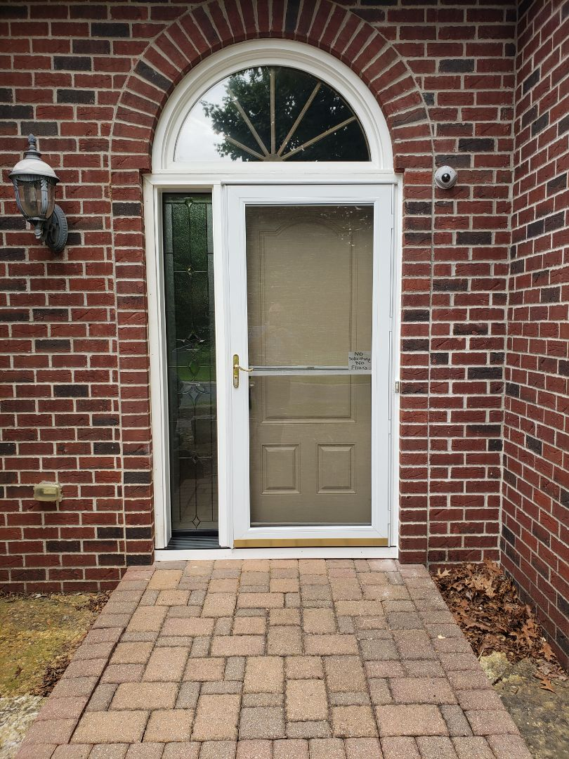 Lakeville, MN - Installed a new Provia entrance door
