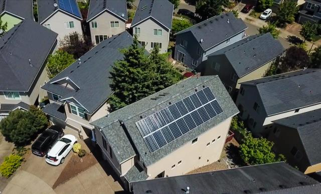 West Linn, OR - Greenlight Solar and Roofing Install in West Linn, Oregon.