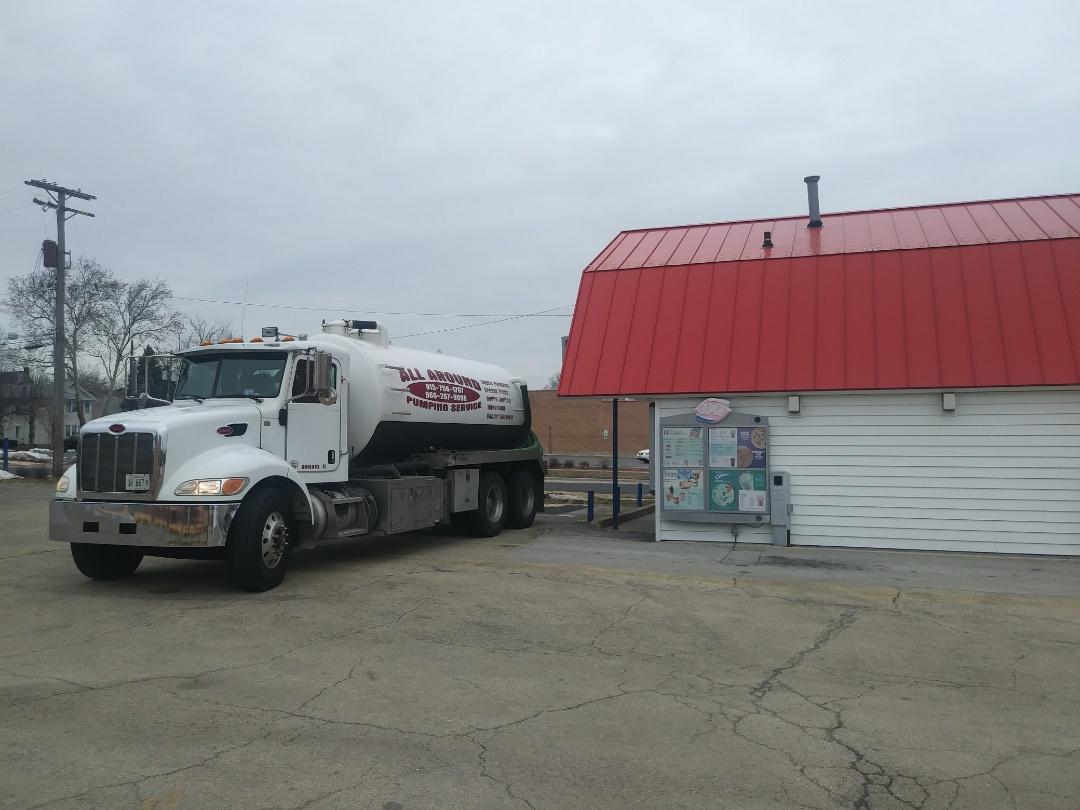 Aurora, IL - Pump and clean inside grease trap