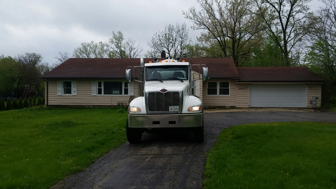 Naperville, IL - Pump and clean septic tank