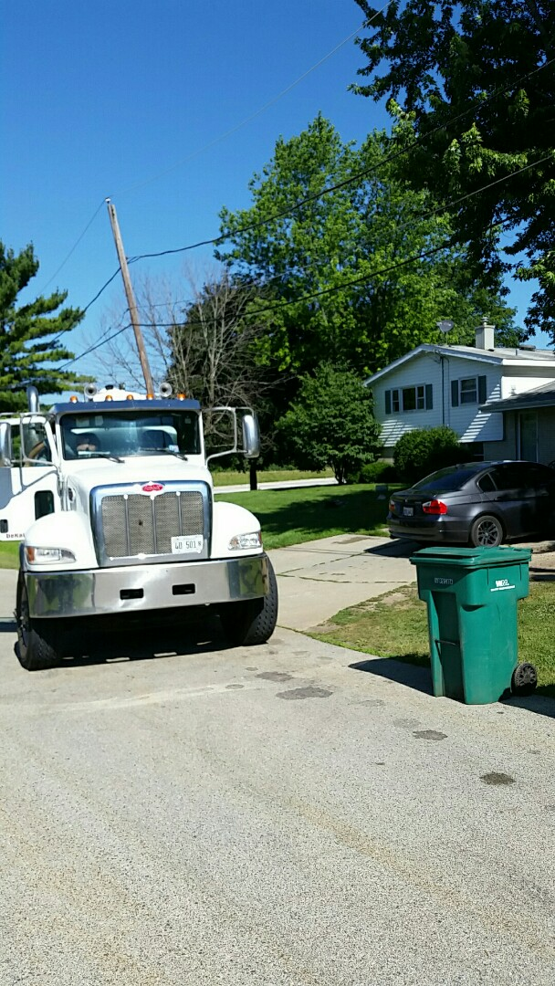 Grayslake, IL - Pump and clean septic tank