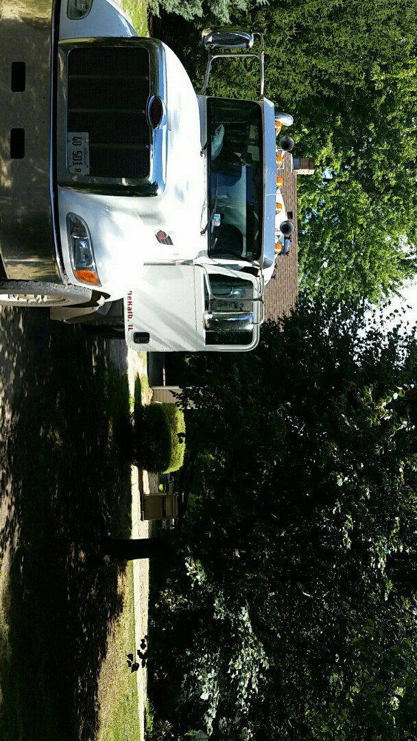 Batavia, IL - Pump and clean septic tank