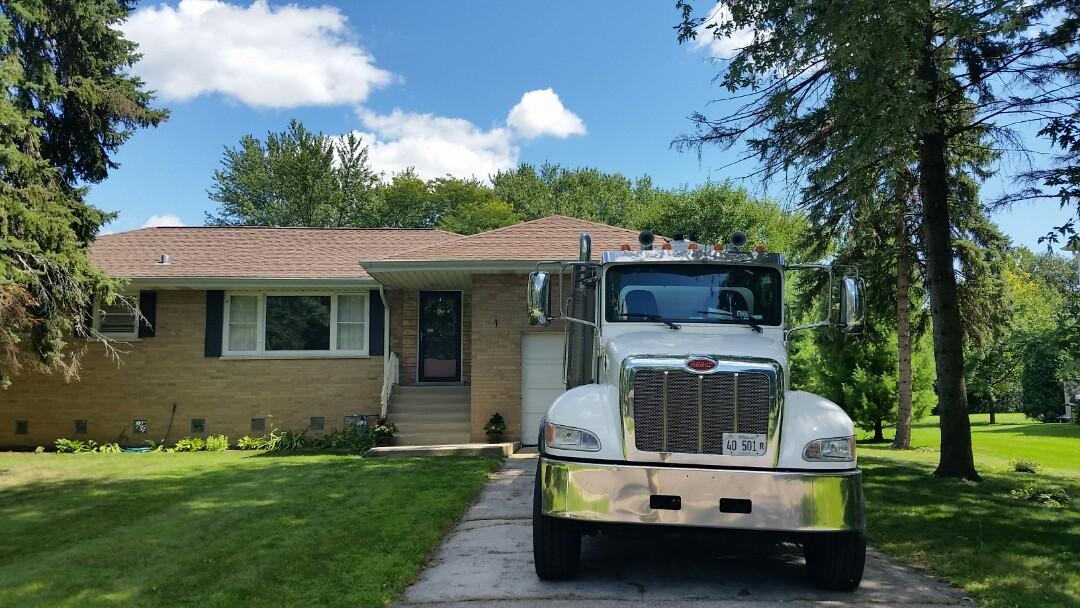 Wheaton, IL - Pump and clean septic tank