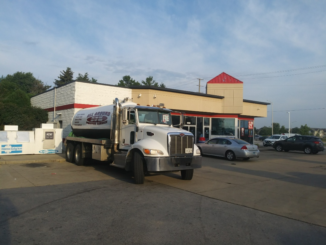 Romeoville, IL - Pump and clean inside grease trap