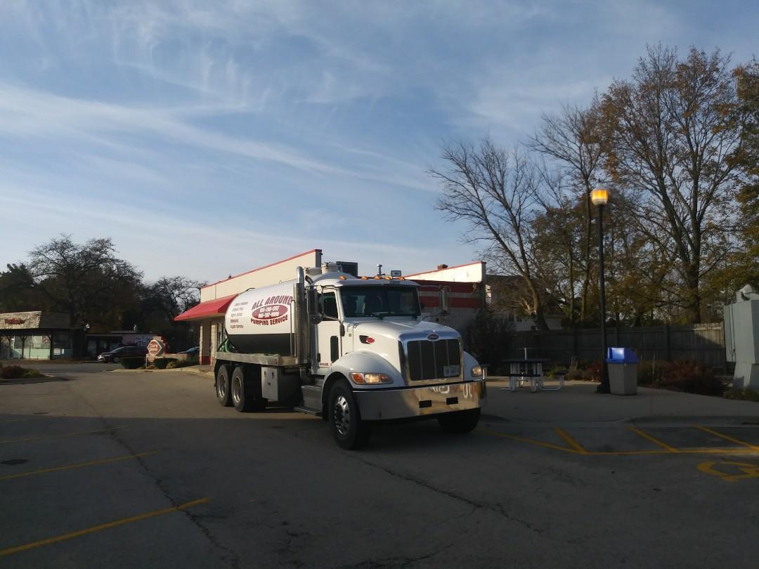 Geneva, IL - Pump and clean outside grease trap