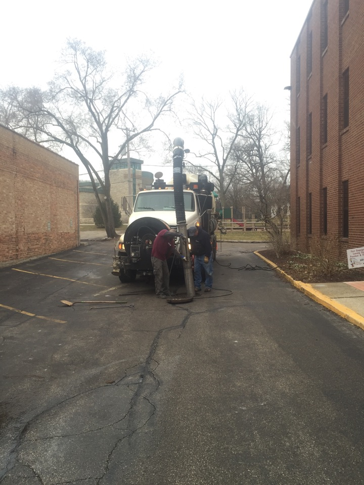 Downers Grove, IL - Vactor