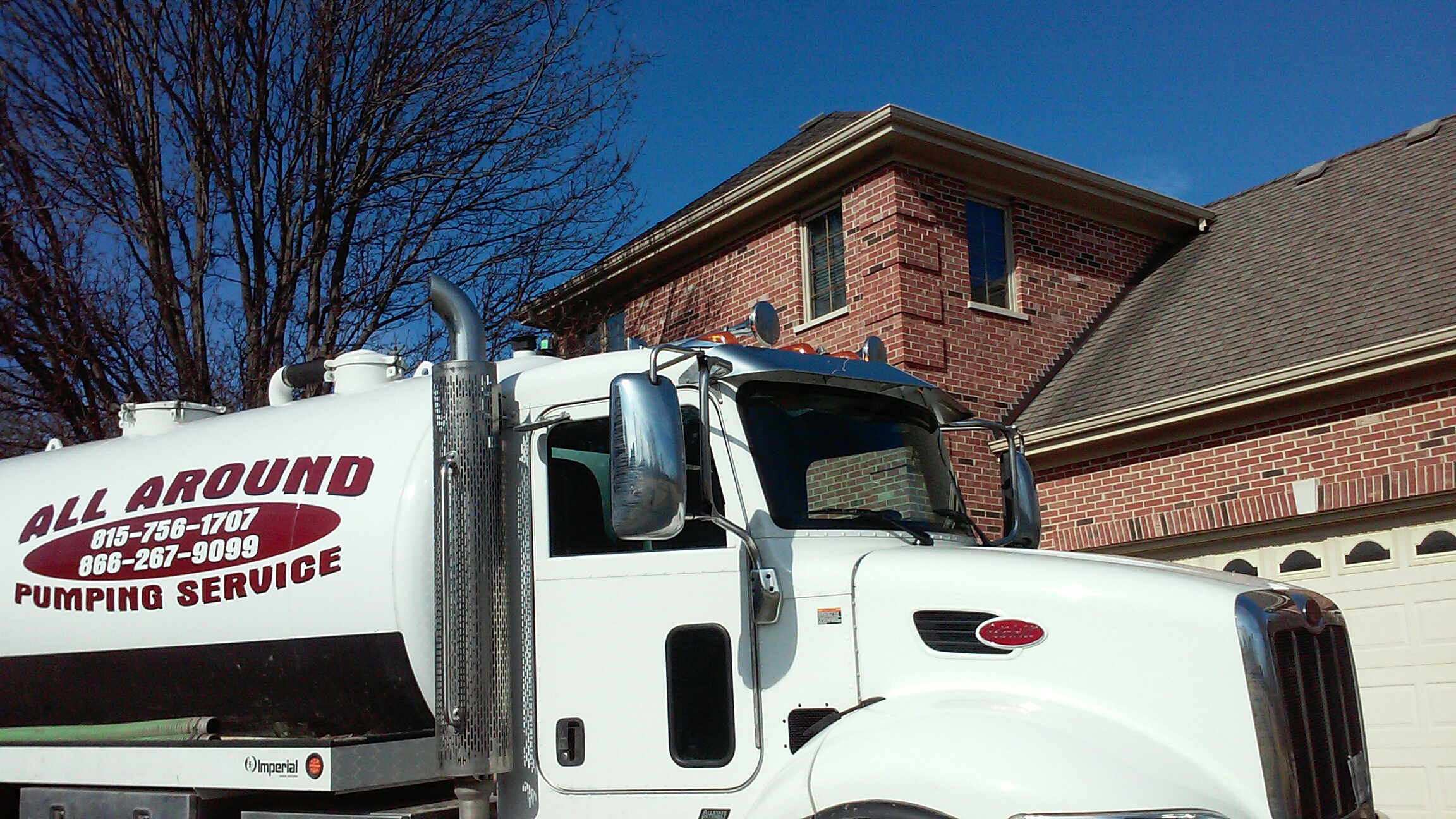 Saint Charles, IL - Pump and clean septic tank