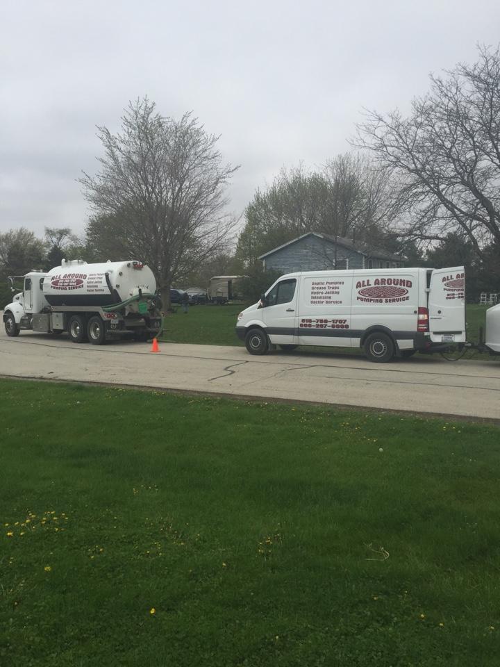 Maple Park, IL - Field vac