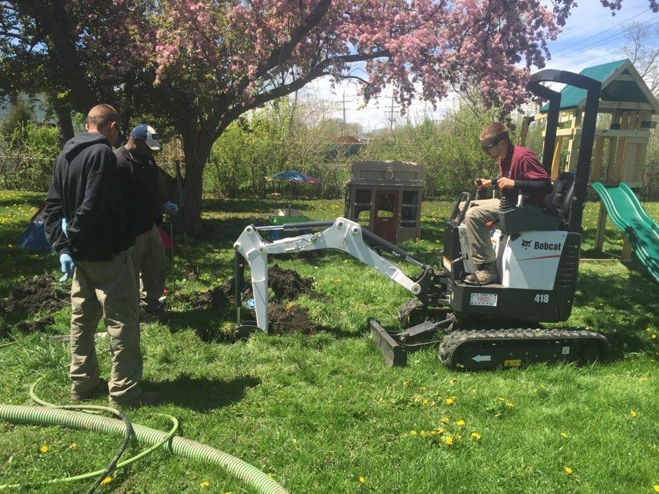 Arlington Heights, IL - Field repair