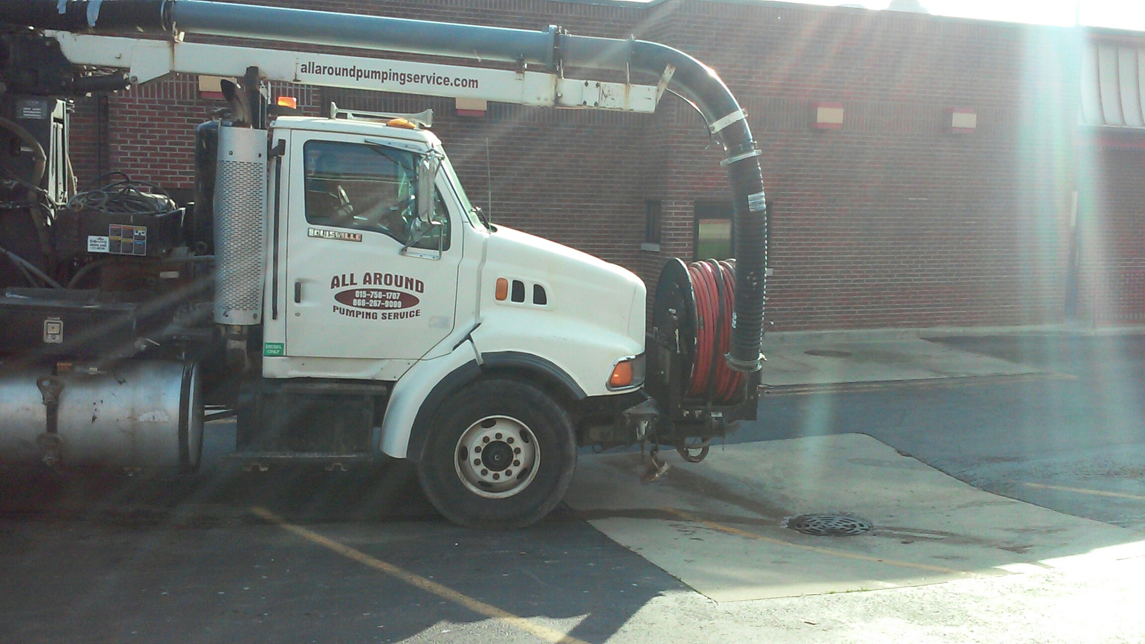 DeKalb, IL - Use vactor to clean and jet 5 storm sewers