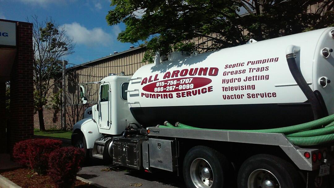 Pump and clean triple basins