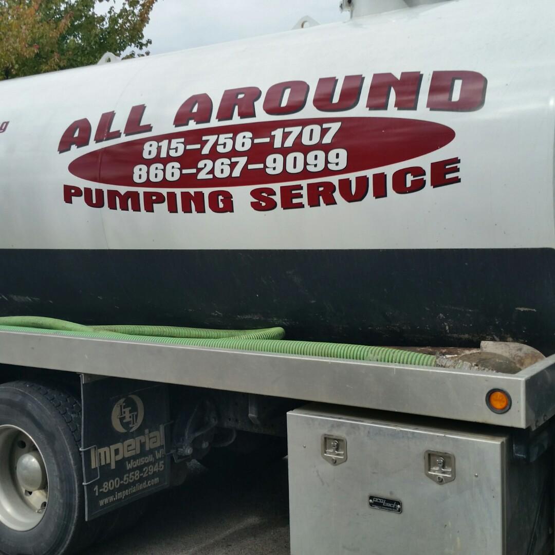 Aurora, IL - Pumping outside grease trap