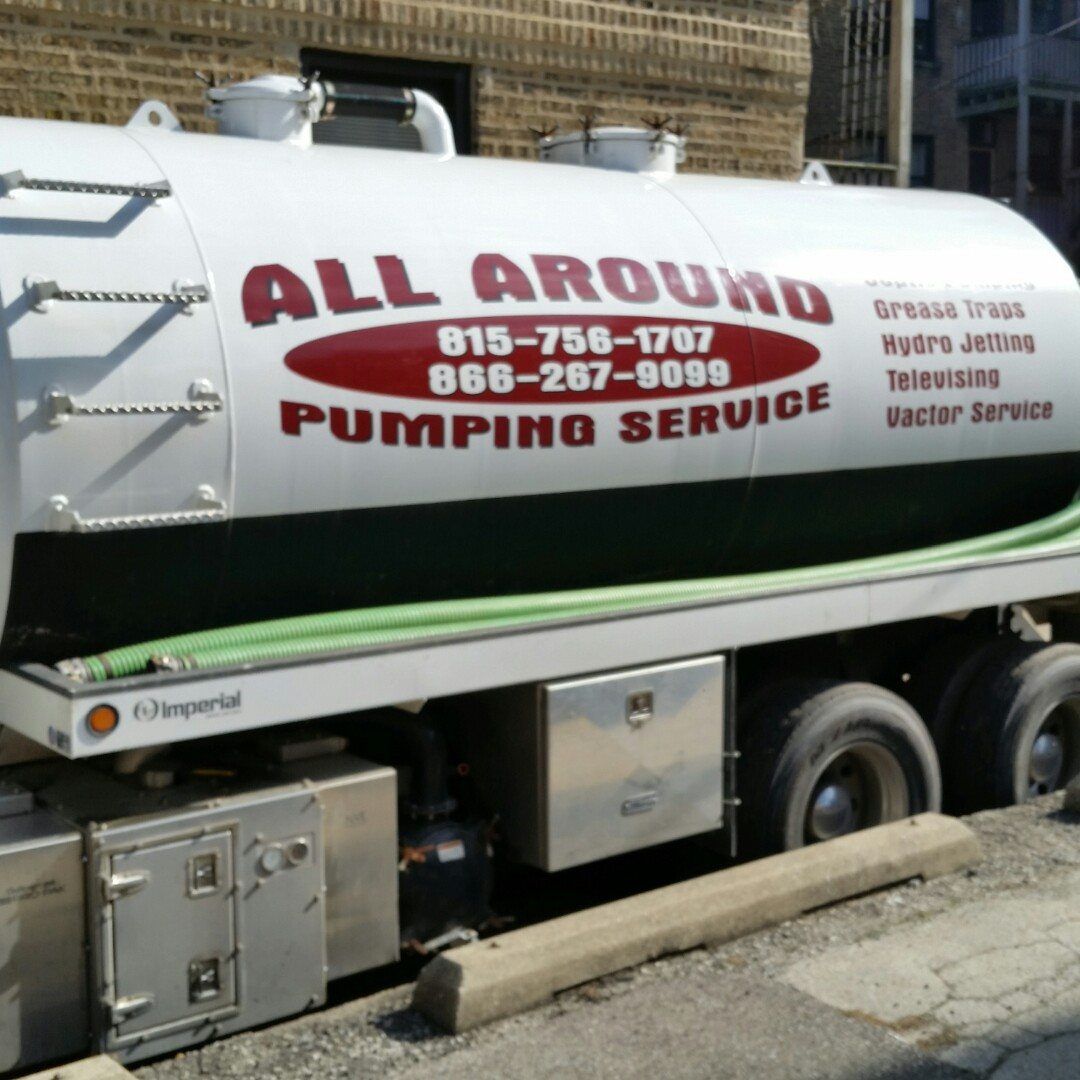 Evanston, IL - Pumping catch basins and jetting sewer lines