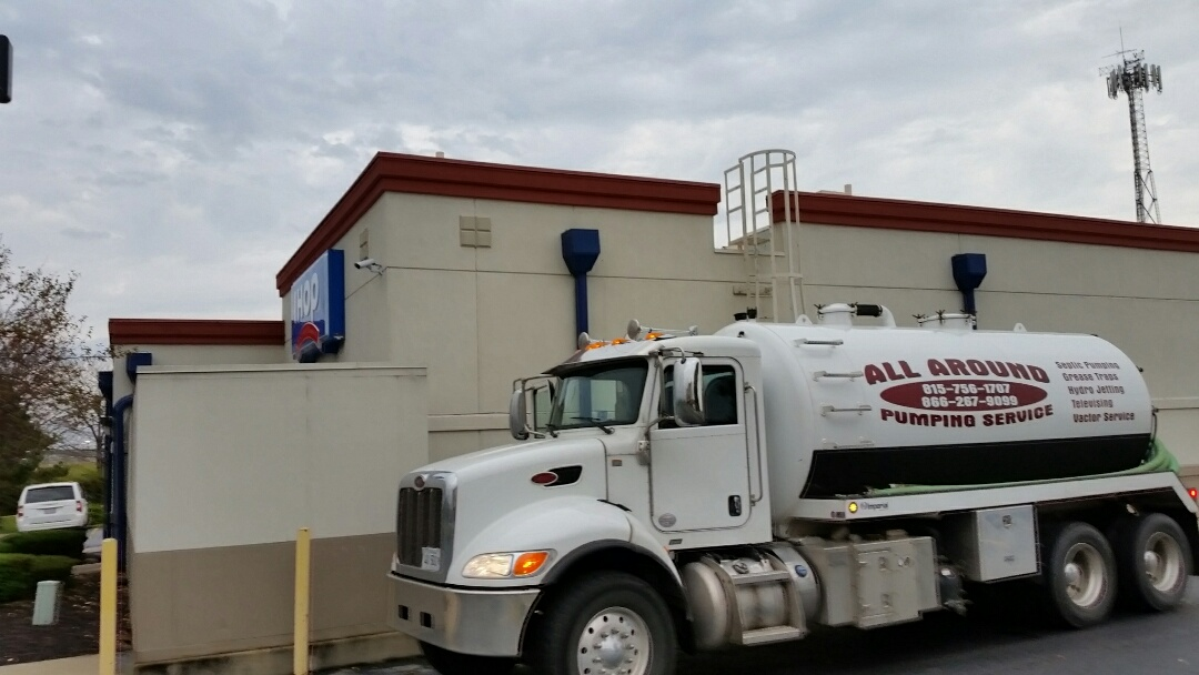 Spring Valley, IL - Pumped outside grease trap