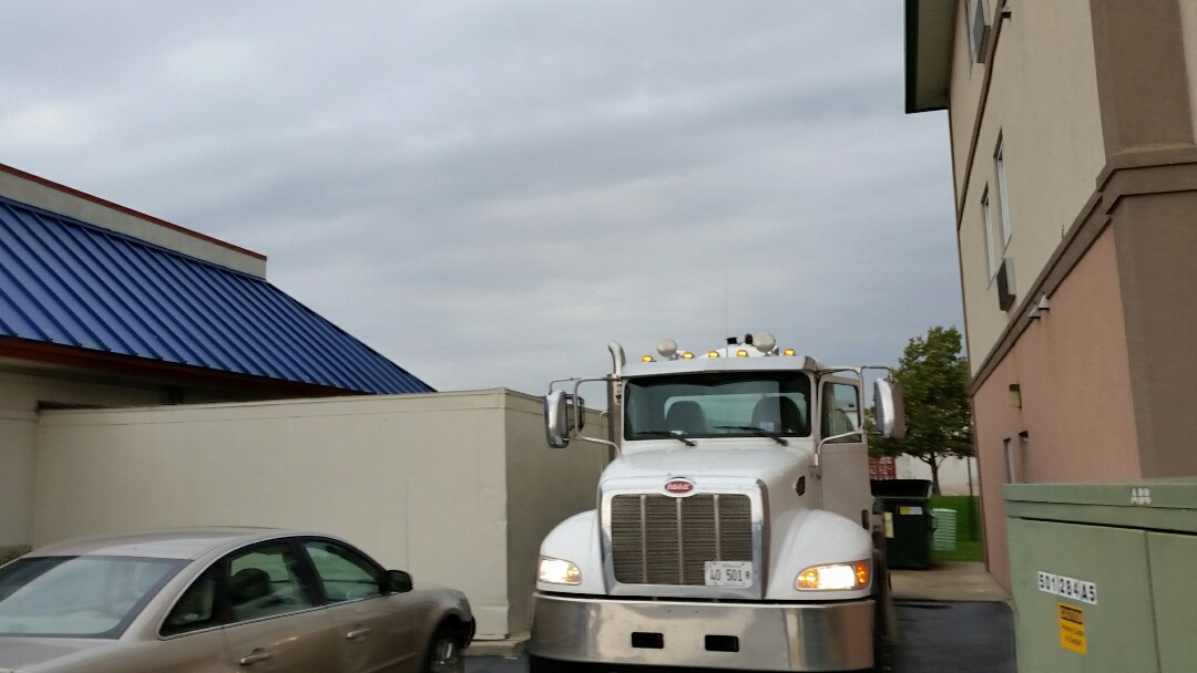 Morris, IL - Pump and clean outside grease trap