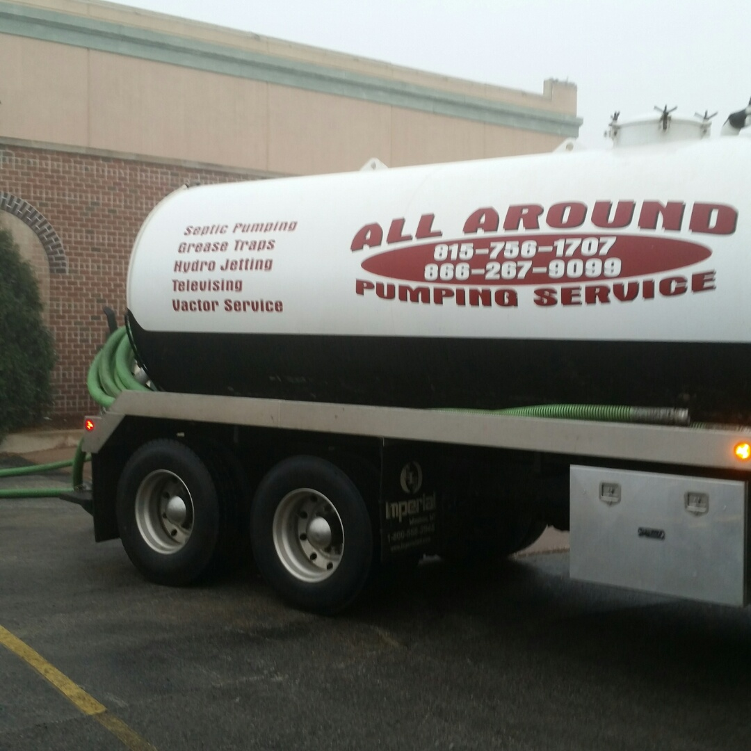Sycamore, IL - Pumping outside grease trap