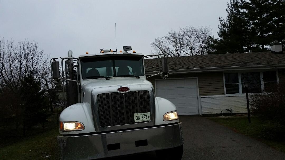 Glen Ellyn, IL - Pump and clean septic tank